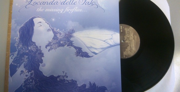 LOCANDA DELLA FATE - The Missing Fireflies Lp Gatefold Limited e